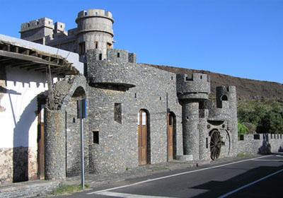 Santa lucia de Tirajana Castle