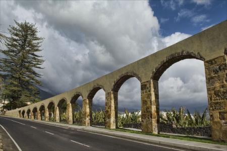 Acueducto de Argual, La Palma