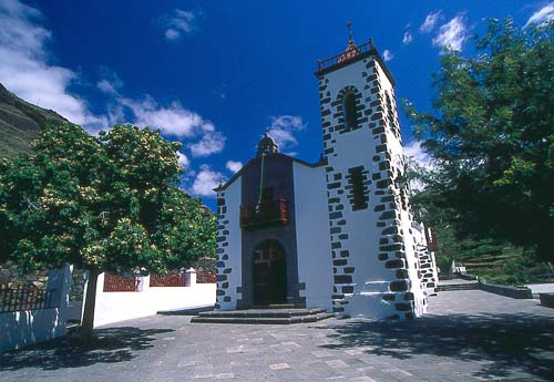 Ermita de las Angustias Hermitage, La Palma