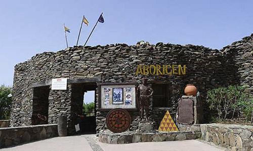 Mundo Aborigen, Gran Canaria