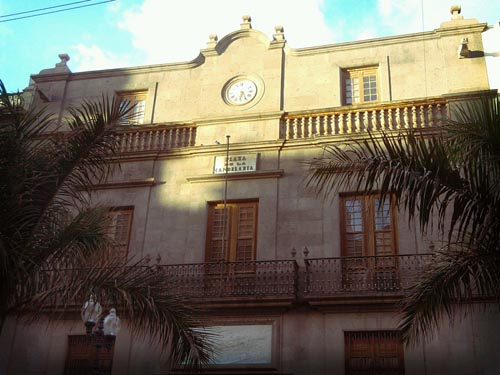 Carta Palace