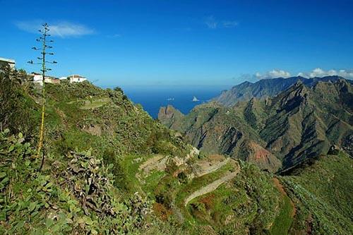 Parque de Anaga, Santa Cruz de Tenerife