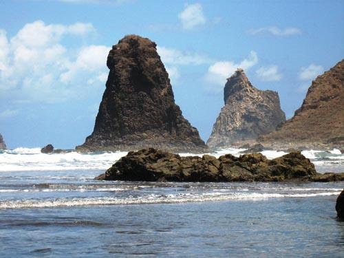 Playa Benijo, Santa Cruz de Tenerife