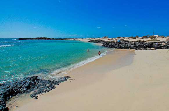 El Cotillo Fuerteventura Mapa.Nudist Beach Of Los Lagos Or Marfolin Beach