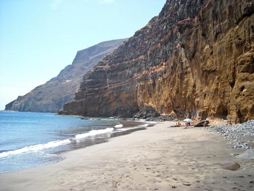 Antequera Beach, Santa Cruz de Tenerife