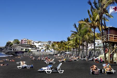 Puerto Naos, La Palma