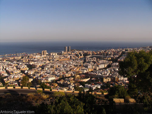 Tourism in Santa Cruz de Tenerife