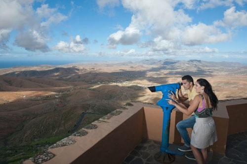 Morro Velosa Viewpoint, Fuerteventura