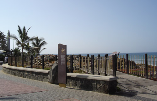 Punta Mujeres Archaeological Site