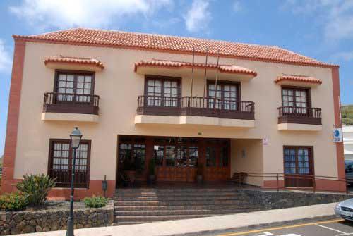Ayuntamiento of Puntallana in La Palma