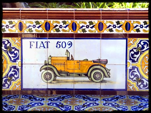 Advertisements used to belong to the comercial firms