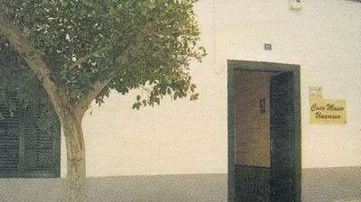 Unamuno House Museum