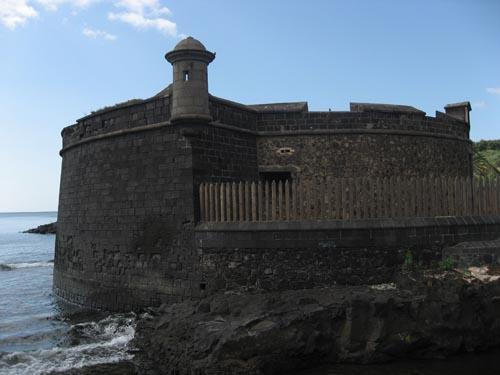San Juan Bautista Castle