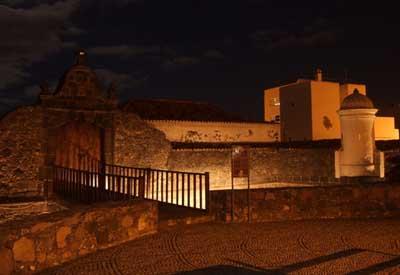 Santa Catalina Castle