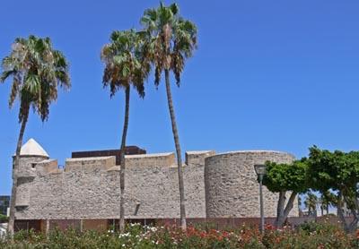 La Luz Castle