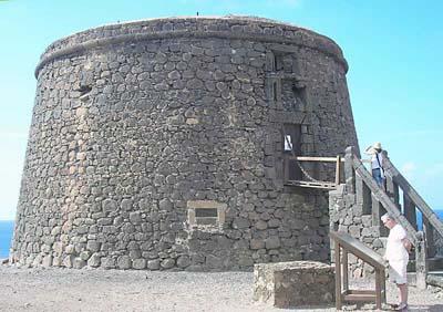 El Tostón Castle