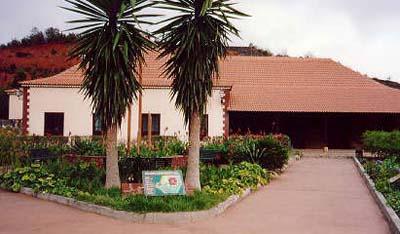 Juego de Bolas Visitor's Centre, La Gomera