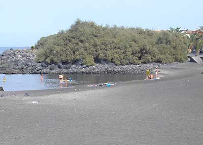 Beaches in San Sebastián de La Gomera