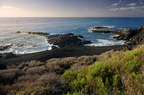 Coast of San Miguel de Abona