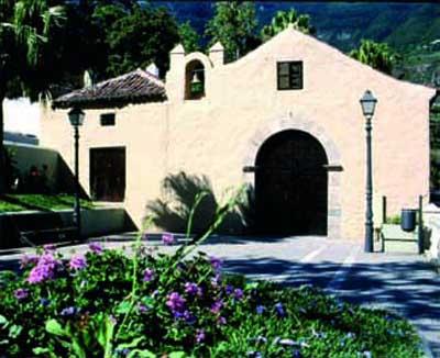 San Sebastián Hermitage