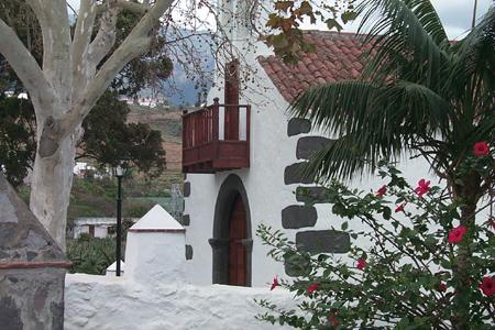 Ermita del Socorro, Breña Baja