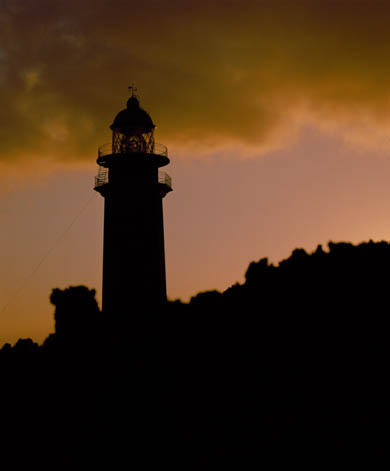 Orchilla Lighthouse El Hierro