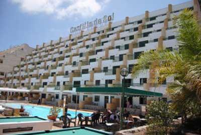 Apartamentos Castillo De Sol, Mogan