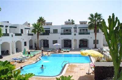 Apartamentos Club Guinate