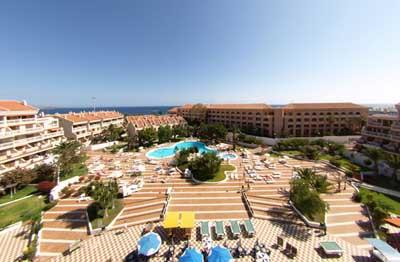 Apartamentos Compostela Beach, Costa Adeje