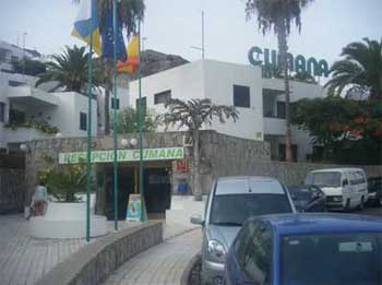 Apartamentos Cumana, Mogan
