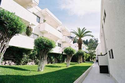 Apartamentos El Sombrero