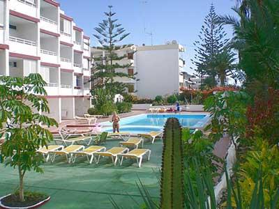 Apartamentos Las Rosas, Playa Del Ingles