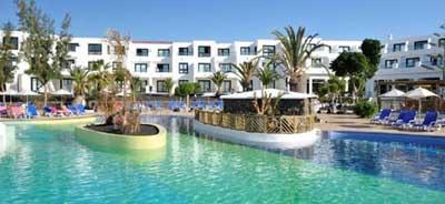 Apartamentos Hotetur Lanzarote Bay