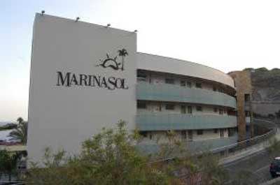 Apartamentos Marinasol, San Agustín