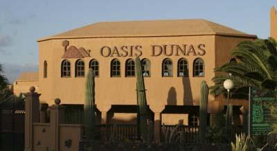 Oasis Duna, Corralejo