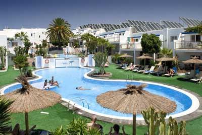 Apartamentos Parque Tropical