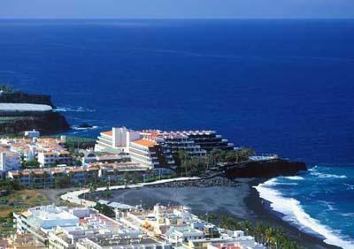 Sol La Palma Apartamentos, Puerto Naos