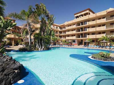 Aparthotel Castillo de Antigua