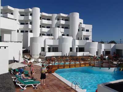 Apartamentos Tabaiba Lanzarote Paradise