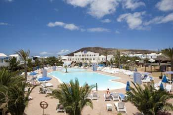 HL Paradise Island, Playa Blanca