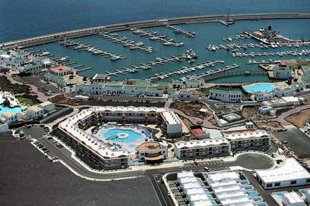 Aparthotel Rubimar Suite, Playa Blanca