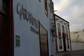 Gara Hotel, Garachico