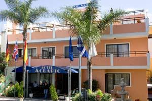 Hotel Globales Acuario, Puerto De La Cruz