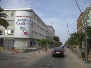 Hotel Avenida de Canarias, Vecindario