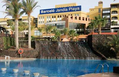 Barceló Jandia Playa, Morro Jable