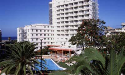Hotels in puerto de la cruz tenerife - Hotel catalonia las vegas puerto de la cruz ...
