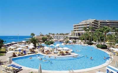 Hotel Iberostar Torviscas Playa