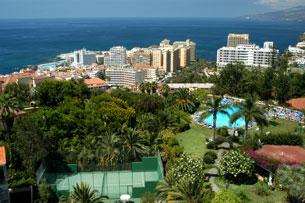 Hotel Miramar, Puerto De La Cruz
