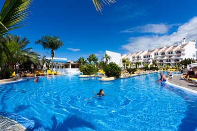Hotel Paradise Park Resort AND Spa, Los Cristianos - Tenerife