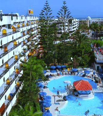 Rey Carlos, Playa Del Ingles
